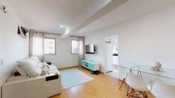 Apartamento à venda com 1 dormitórios em Vila mariana, São paulo cod:7134