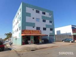 Apartamento com 1 dormitório para alugar, 30 m² por R$ 600,00/mês - Ceilândia Sul - Ceilân