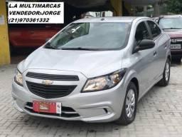 Chevrolet Prisma joy completo _ (sugestão) 8mil + fixas 599,00 ( tx 0,39% a.m)