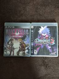 Disgaea 3 e Star Ocean PS3
