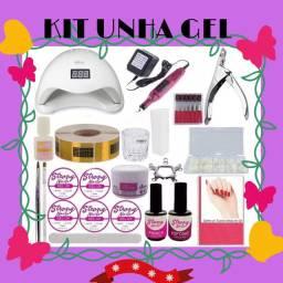 Kit Unha de Gel Top Completo