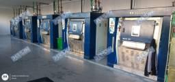 Lavadoras extratoras Suzuki de 140 kg com barreira. Novas. Pronta entrega.