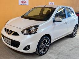 Nissan March SL Automatico 2019/20