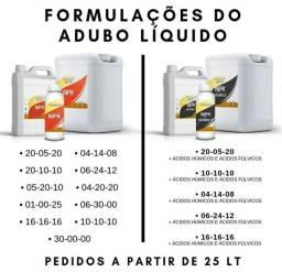 ADUBO LIQUIDO TITANIUM AUMENTO DE PRODUÇÃO NO SEH CAFÉ
