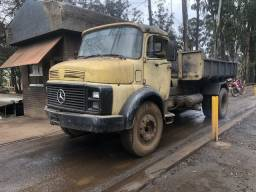JM)jb14747-Sete lagoas/MG- Mercedes-benz l 1313 1980/1980