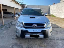 Hilux SRV 2010 Automática