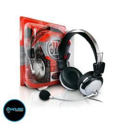 Fone Headset Johnystar 301mv