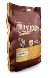 Ração Quatree Supreme Gatos Castrados Frango e Arroz - 10,1 kg
