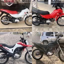 Aluguel de Motos - Alugo Moto