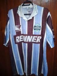 Camisa original do Grêmio reliquia