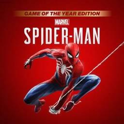 Jogo Marvel's Spider-Man Game PS4