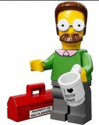 Lego Minifigures Simpsons - Ned Flanders