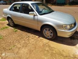 Corolla xei 1.8 mecânico 2001