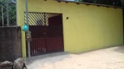 Vendo uma casa no Maracaná valo 90 mil
