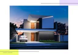 Casa de Alto Padrão! 3 Quartos   Suíte Master - 150 M² de Construção -Terras Alphaville II