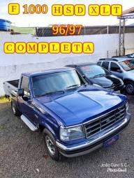 Ford F1000 Motor Hsd Completa Fazemos Trocas