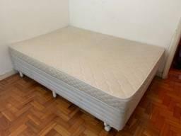 Cama Casal (box + colchao)