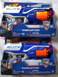 Lança dardo Nerf Elite disruptor_hasbro