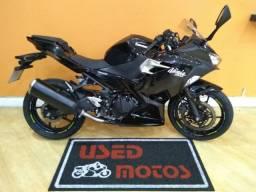 Kawasaki Ninja 400 2020 Preta