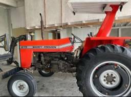 Trator MF 275-87/88 *Parcelamos