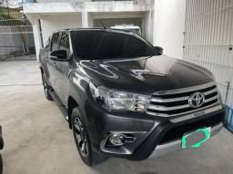 Hilux Cd. 2017 Aut. Diesel Completa Extra!