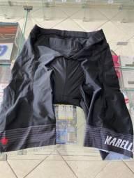 IMPERDÍVEL!! Bermuda ciclismo Elite Marelli