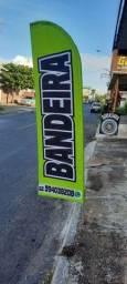 Kit Wind banner 139,90 promoção