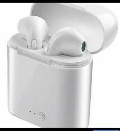 Fones de ouvido, i7s, Bluetooth