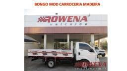 Título do anúncio: Bongo Mod 2014 Carroceria Madeira e Com varios Opç