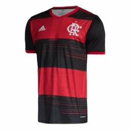 Camisa Flamengo I 20/21 s/n <br><br>