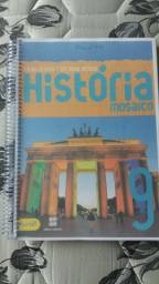 Livros 9° ano História/Ciências-Plurall