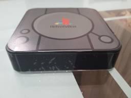 TV BOX  com Vídeo Game Retrô<br><br>