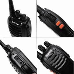Par de rádios comunicadores profissional
