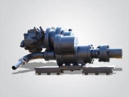 Rotator Pneumático PWhrv -183 - Reformado c/ Garantia de novo