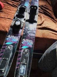 Ski , em bora conservação,