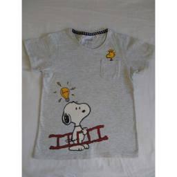 Camiseta Estampada (4 anos) - 10 reais cada