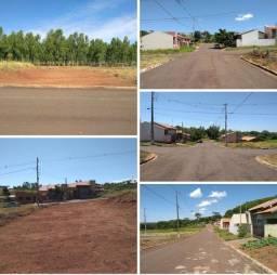 Terreno 192 metros quitado 12.500 reais jardim Bela vista Pérola no Paraná