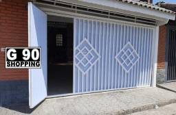 Fechamento de Portão com Policarbonato - Realizamos instalação - G 90 Shopping