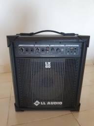 Caixa Amplificada LX 60 FM 15 W RMS