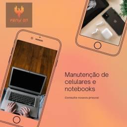 Assistência técnica especializada em celular e notebook