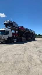 Transporte de veículos para todo Brasil