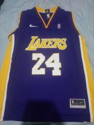 Camisa de basquete Los Angeles Lakers