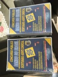 Apostilas para o concurso do Banco do Brasil !