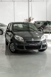 Renault - Sandero Authentique 1.0 2012 Cinza Flex