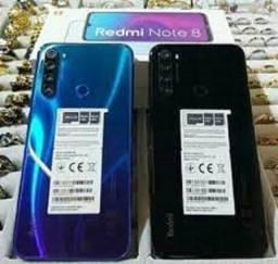 Redmi Note 8 64GB/4GB Ram Azul/Preto