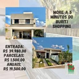 Casa + Lote - Projeto Casa Jardins  250m²