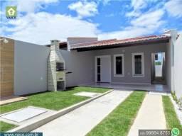 Casa no bairro Ancuri com Churrasqueira e Chuveirão - Documentação Inclusa!
