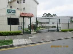 Apartamento com 2 dormitórios para alugar, 50 m² por R$ 850,00/mês - Capão Raso - Curitiba