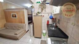 Kitnet à venda, 32 m² por R$ 120.000 - Vila Guilhermina - Praia Grande/SP