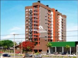 Apartamento à venda com 2 dormitórios em Nossa senhora de fátima, Santa maria cod:100106